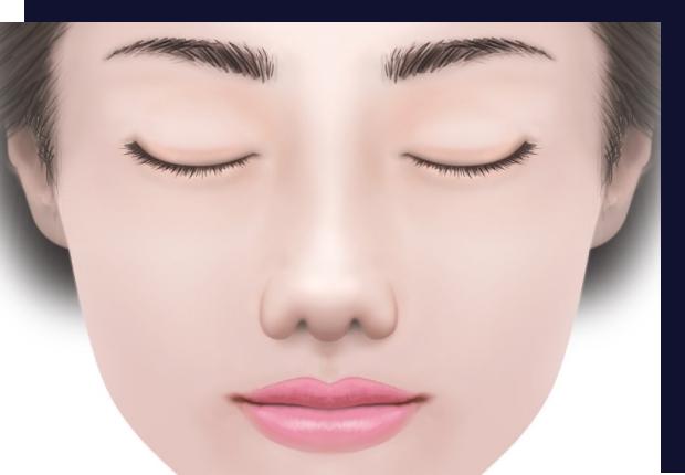 の 穴 切れる 鼻